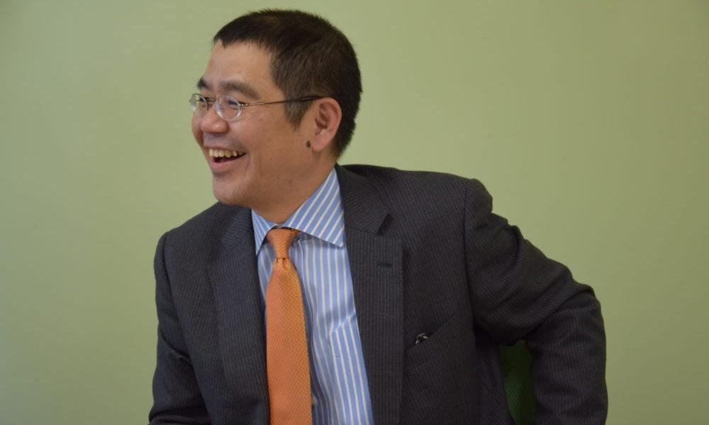 投資に対するリスク分析等、グループ内での説得にご苦労された点の述べる鎌田吉昭様